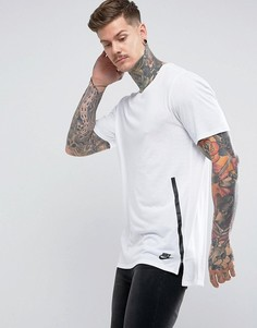 Белая футболка Nike Droptrail 847507-100 - Белый