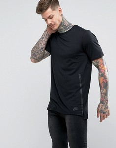 Черная футболка Nike Droptrail 847507-010 - Черный
