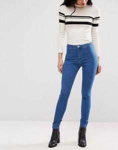Зауженные джинсы Glamorous - Синий