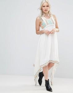 Платье макси Raga Coastland - Синий