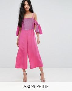 Комбинезон ASOS PETITE - Розовый