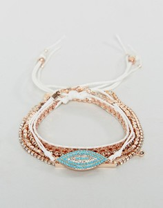 Розово-золотистые браслеты ALDO - Золотой