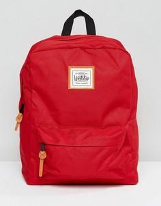 Красный рюкзак Artsac Workshop - Красный