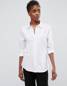 Оксфордская рубашка Minimum - Белый