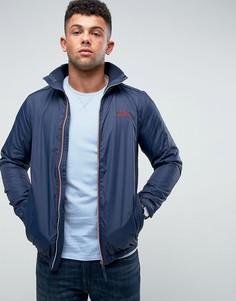 Куртка с воротником-трубой Tokyo Laundry - Темно-синий