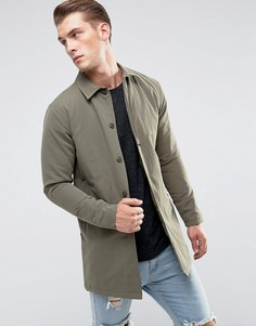 Пальто Just Junkies Stefan - Зеленый