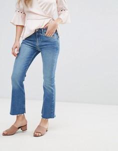 Расклешенные джинсы New Look - Синий