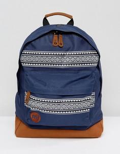 Рюкзак в скандинавском стиле Mi-Pac - Синий