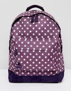 Рюкзак в звездочку Mi-Pac - Фиолетовый