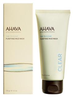 Косметические маски AHAVA