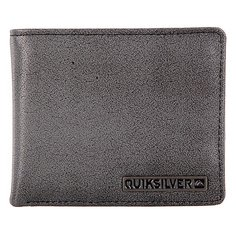 Кошелек Quiksilver Mack Daddy Black Basco