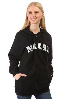Толстовка классическая женская Nor Cal Nautical Black