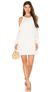 Платье с прорезями на плечах - BLQ BASIQ