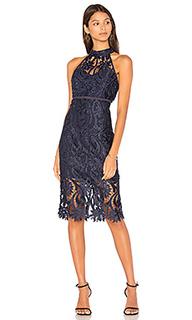 Кружевное платье isa - Bardot