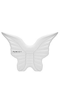 Надувной матрац angel wings - FUNBOY