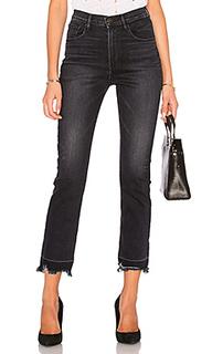 Прямые укороченные джинсы shelter - 3x1