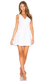 Платье из смеси кружев - BCBGeneration
