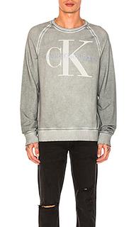 Свитшот cool wash reissue - Calvin Klein