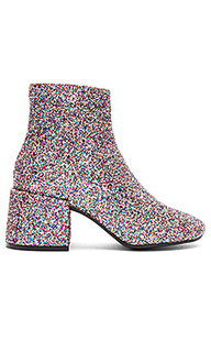 Glitter booties - MM6 Maison Margiela