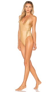 Sunspell wrap one piece swimsuit - Somedays Lovin