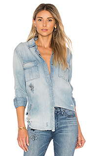 Рубашка с застёжкой на пуговицах bijou - Hudson Jeans