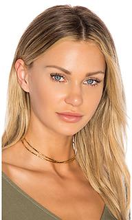 Ожерелье-воротник elea - gorjana