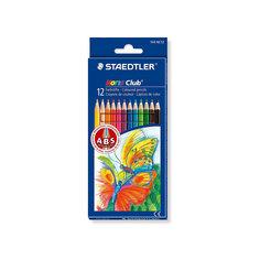 Карандаш цветной NorisClub, 12 цветов Staedtler