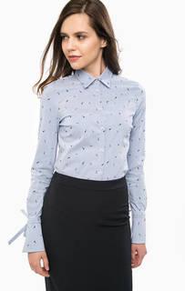 Рубашка-боди на пуговицах в полоску Liu Jo
