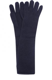 Удлиненные перчатки из кашемира Johnstons Of Elgin
