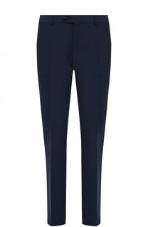 Шерстяные брюки прямого кроя Pal Zileri