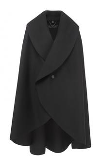 Пальто свободного кроя с широкими лацканами Burberry