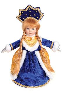 Кукла Снегурочка 35 см НОВОГОДНЯЯ СКАЗКА