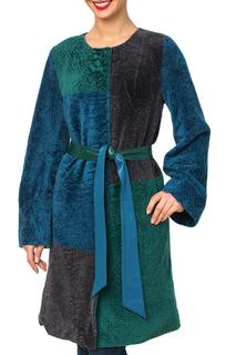 Пальто из мутона Mondial