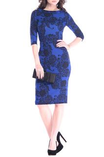 Элегантное платье приталенного силуэта Laura Bettini