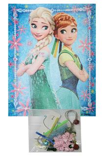 """Вышивка """"Эльза и Анна"""" Disney холодное сердце"""