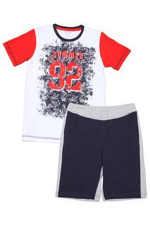 Комплект: футболка, шорты Dodipetto