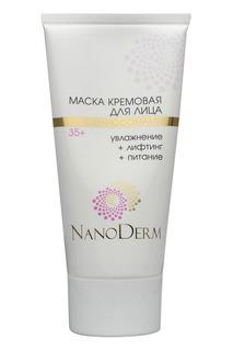 Маска кремовая для лица NANODERM