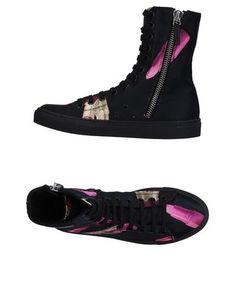 Высокие кеды и кроссовки Giamba