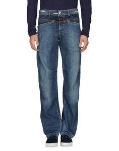 Джинсовые брюки MarithÉ + FranÇois Girbaud
