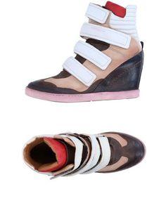 Высокие кеды и кроссовки AIR Step