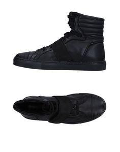 Высокие кеды и кроссовки Ex J
