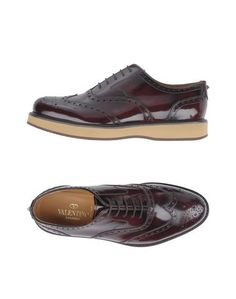 Обувь на шнурках Valentino Garavani