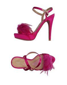Сандалии Paris Hilton