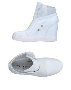Высокие кеды и кроссовки Tiffi