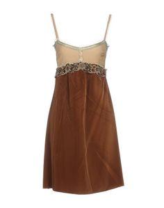 Платье до колена Miu Miu