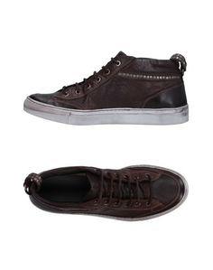 Высокие кеды и кроссовки Alberto Guardiani Seattle