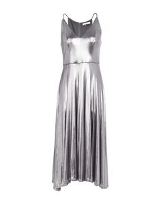 Платье длиной 3/4 Halston Heritage