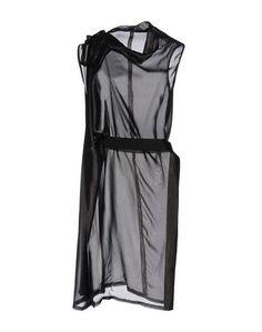 Платье до колена Ann Demeulemeester