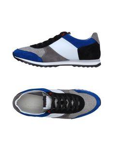 Низкие кеды и кроссовки Kiton