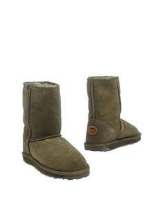 Полусапоги и высокие ботинки EMU